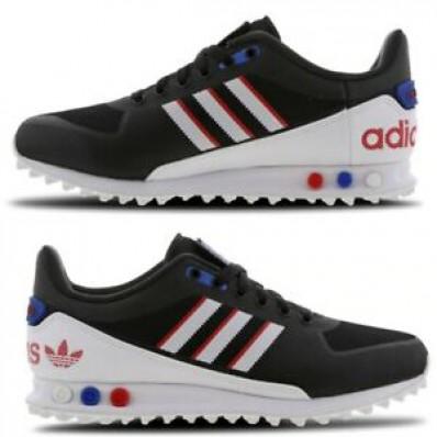 adidas trainer blu rosse