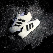 adidas superstar nere brillantinate