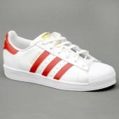 scarpe adidas superstar rosse